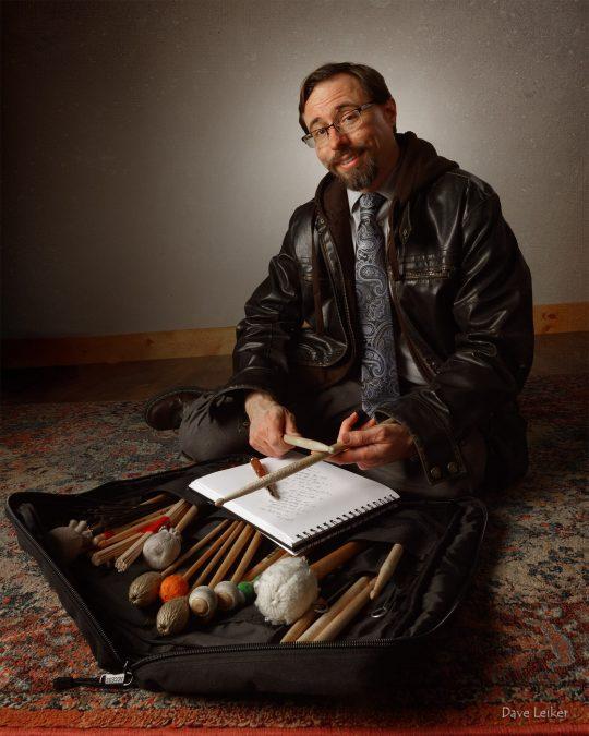 Kevin Rabas, PoetKevin Rabas, poet & musician