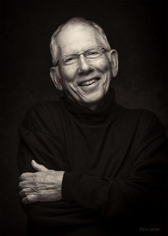 Tom Haskett, retired librarian