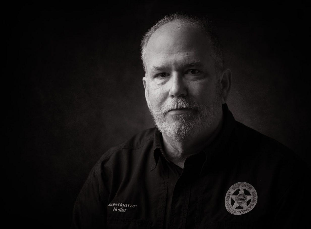 Corky Heller, Law Enforcement